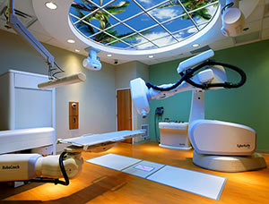 Lewis Cancer Center CyberKnife